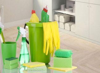 درست تمیز کردن!
