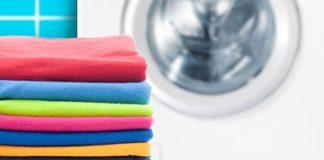 شستن لباس و اب کم