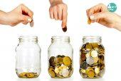 راه هایی برای پس انداز پول در خانه