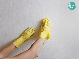 لکه های روغنی روی دیوارهای آشپزخانه را چگونه از بین ببریم؟