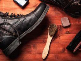 کفش های مان را چگونه تمیز کنیم؟