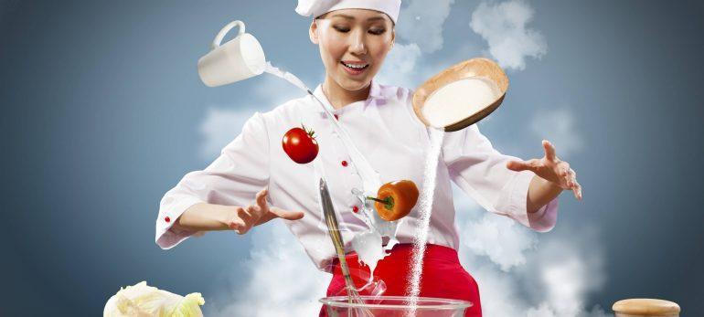 نکات و ترفندهایی برای آشپزی