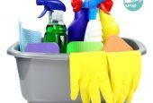 راه کارهایی برای خانه تکانی بهتر