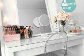نکاتی برای داشتن یک میز آرایش مرتب