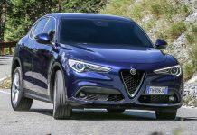 آلفارومئو استلویو (Alfa Romeo Stelvio)