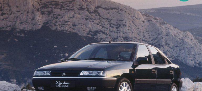 سیتروئن زانتیا؛ یکی از محبوب ترین خودروهای فرانسوی در ایران