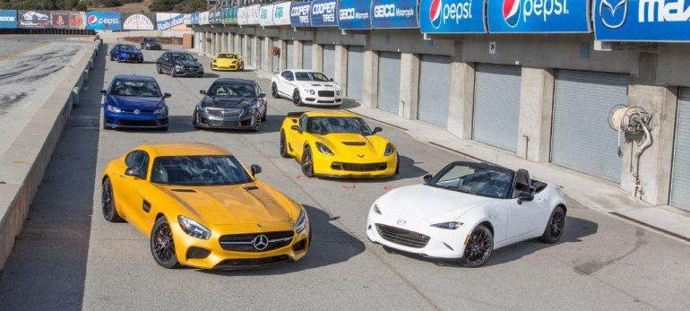 پر سرعت ترین اتومبیل های جهان در گذر زمان
