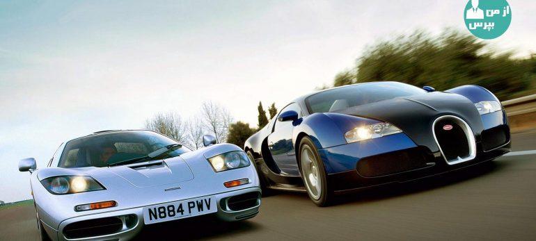 آشنایی با خودروهای جذاب که در طول تاریخ تعداد محدودی تولید شدند