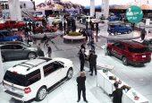 آغاز نمایشگاه خودروی دیترویت 2018از چند روز آینده