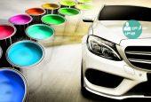 تاثیری که رنگ های مختلف بدنه بر روی افت خودرو دارند