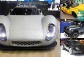 خودروهای عجیبی که در نمایشگاه ژنو2018 وجود داشتند