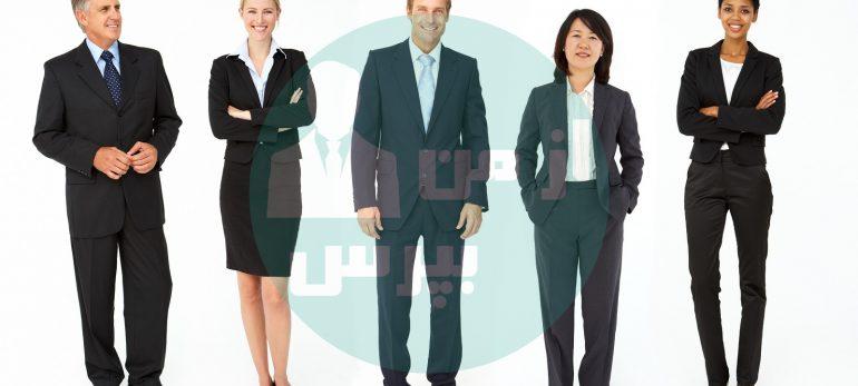 چه نوع پوششی مناسب محل کار است؟