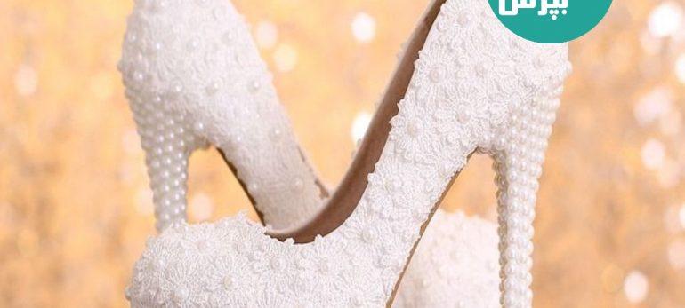 برای انتخاب کفش عروس چه اصولی را باید در نظر گرفت؟