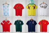 نکات که در طراحی لباس های ویژه جام جهانی باید بدانیم