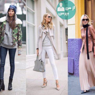 کاهش جذابیت ظاهری با استفاده از لباس های نامناسب