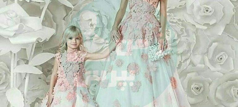 راهنمای انتخاب لباس های ست مادر و دختری