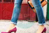 چگونه می توان کفش های پاشنه بلند را راحت پوشید