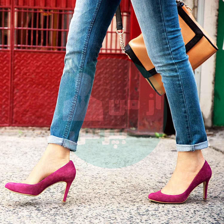 کفش های پاشنه بلند