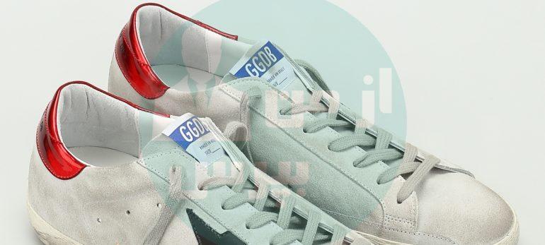 کفش های کهنه به بازار عرضه می شوند