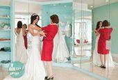 مادر عروس و نکات اصولی برای انتخاب لباس عروسی مناسب