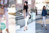 چگونه با کفش پاشنه بلند استایل خوبی داشته باشیم