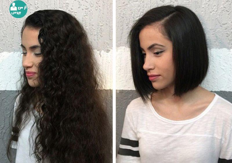 انتخاب مدل موی مناسب