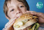 بی اشتهایی و پراشتهایی روانی در کودکان