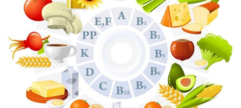 آشنایی با تاثیرات برخی از ویتامین ها در رژیم غذایی مادران شیرده