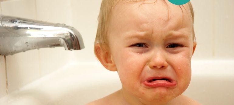 کودکان و آب به عنوان عاملی برای ترس آن ها