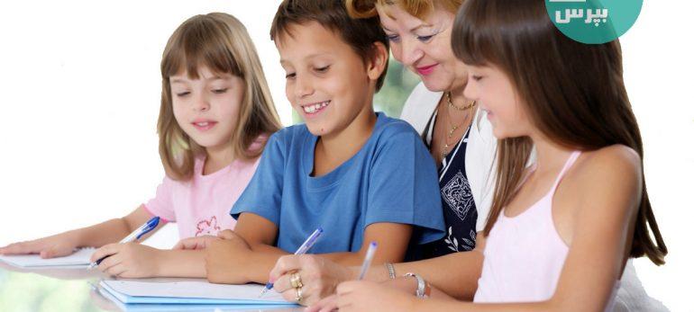 روابط کودکان با پدر بزرگ و مادر بزرگ