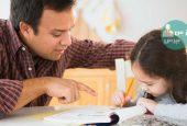 نقش پدر در رشد فرزندان