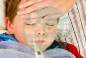 چگونه تب را در کودکان کنترل کنیم؟