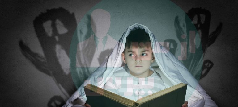 ترس از مرگ یا مردن در کودکان