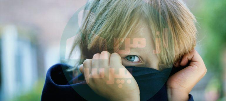 ترس کودکان از رعد و برق و شرایط آب و هوایی