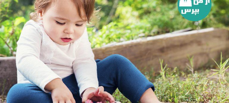 رشد و نمو کودک