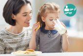 برنامه غذایی کودکان