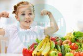 عادات غذایی طفل تغییر میکند