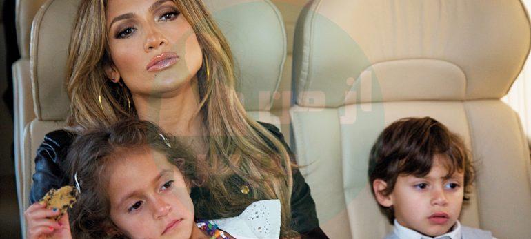 جنیفر لوپز به چه دلیل بهترین مادر هالیوود انتخاب شد؟