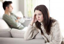 افسردگی و طلاق