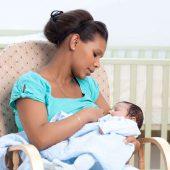 مشکلات تغذیه با شیر مادر