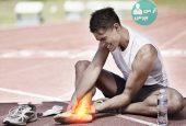 انواع آسیب های ورزشی