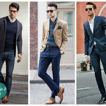 مردان شیک پوش ،چگونه لباس می پوشند؟